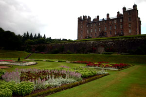 Drumlanrig Castle just one hour from Cormiston Farm