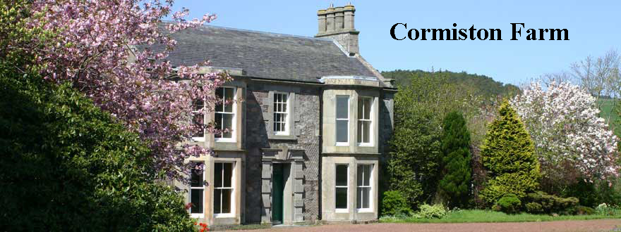 Cormiston Farm B&B