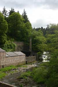New Lanark - World Heritage Site