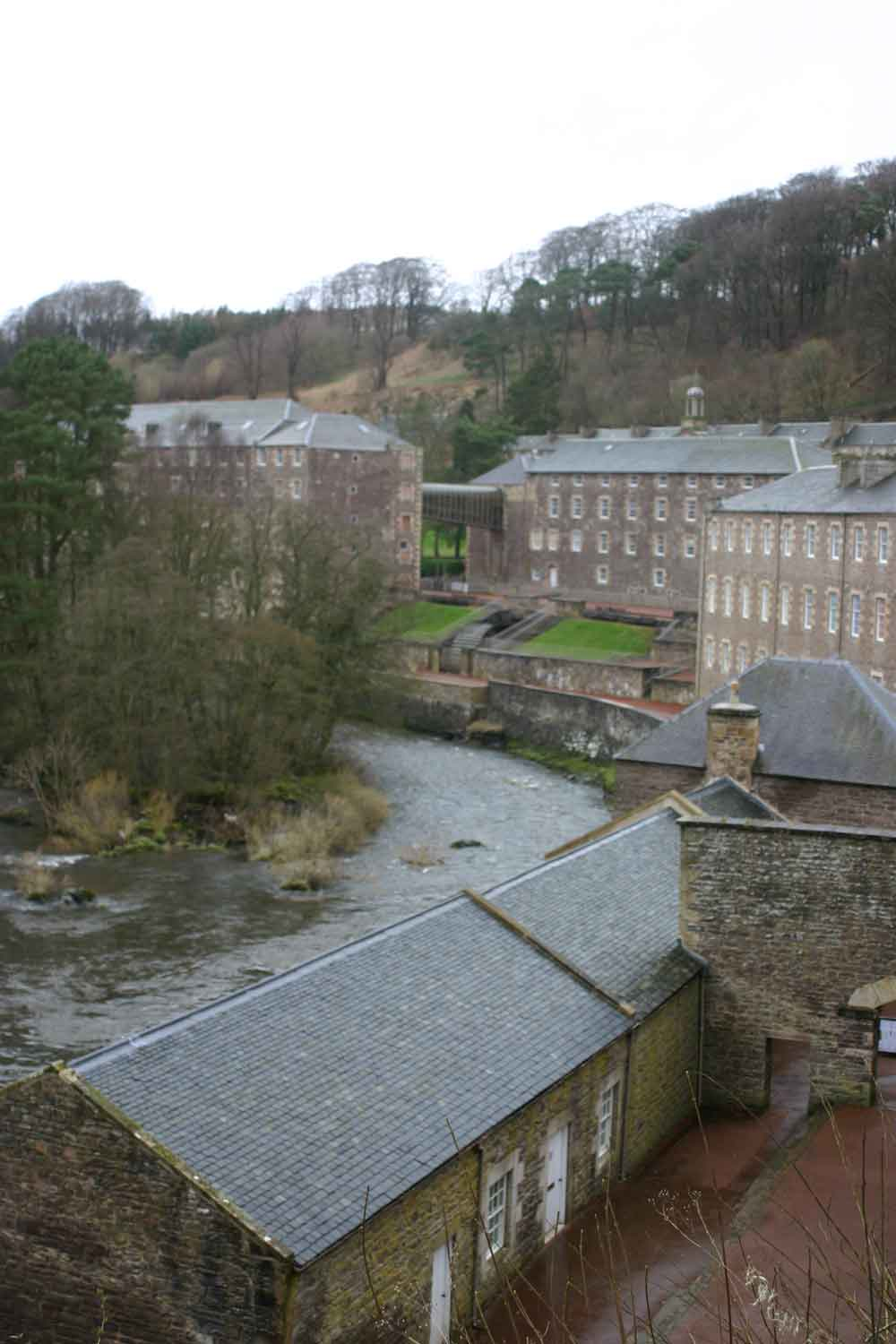 New Lanark - Winter